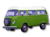 vw camper vans for hire - More details about Shrek