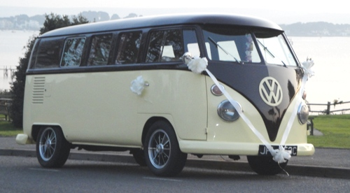 Splitty Wedding